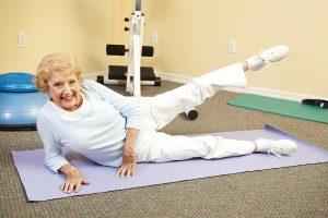 Senjorų sveikatos privalumai
