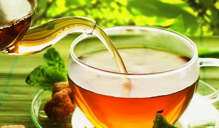 lieknėjimo arbata