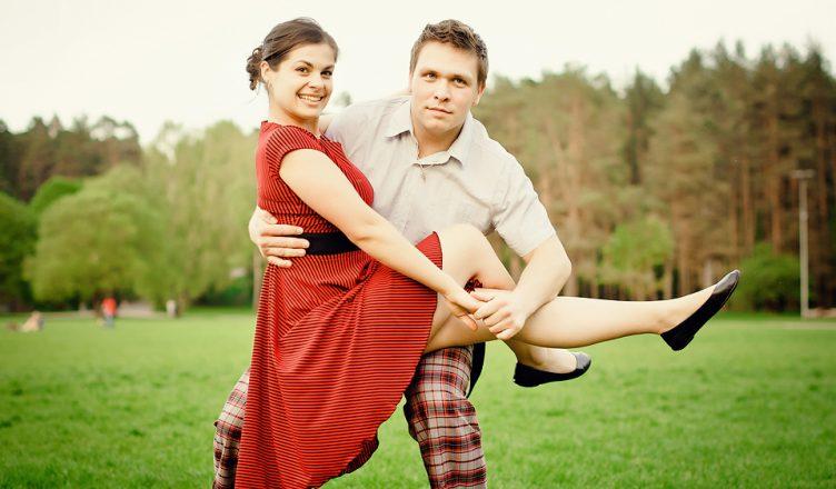 vestuvinio šokio pamokos