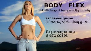 Body Flex Vilniuje