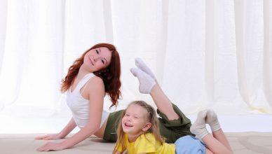 treniruotė šeimai