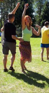 Zouk šokių stovykla