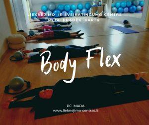 Body Flex online mankšta