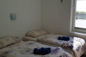 Miegamieji kambariai visi panašūs